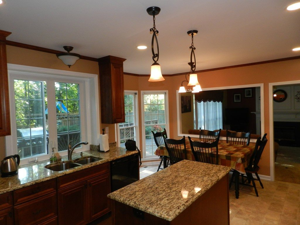Home remodeling renovation services raleigh nc kitchen for House renovation services