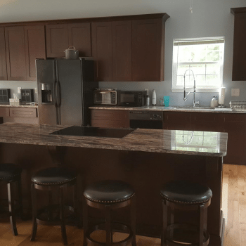 Kitchen Remodeling Contractor & Pictures, Raleigh, NC: B&D Blue Water