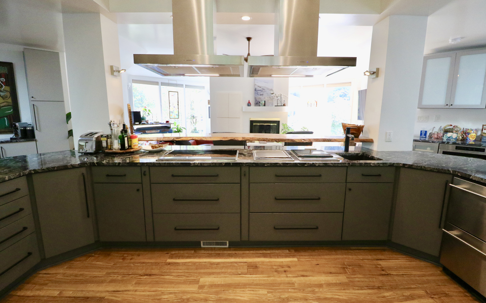 Raleigh Kitchen Remodeling B&D Bluewater Builders