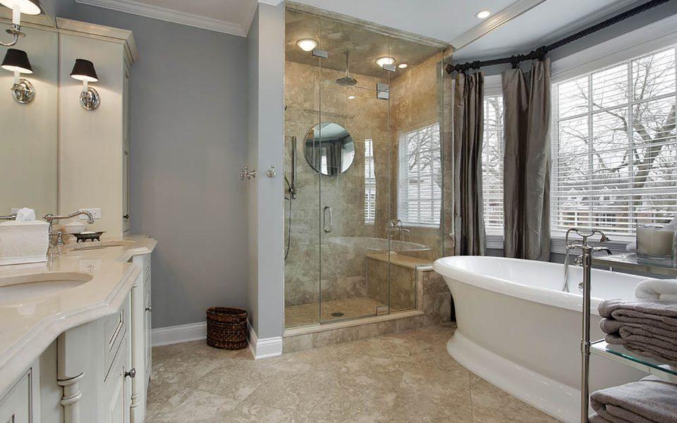 B&D Bluewater Builders Bathroom Remodeling