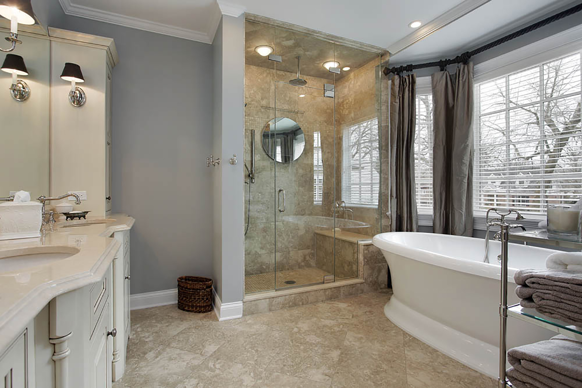 Raleigh Bathroom Remodeling | B&D Bluewater Builders