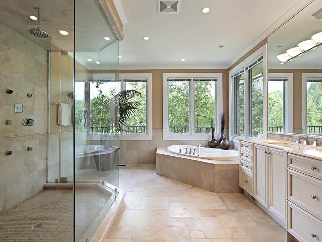 Raleigh Bathroom Remodeling by B&D Bluewater Builders