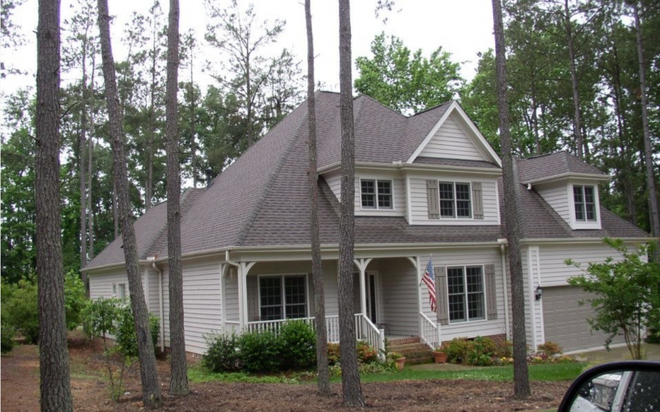 Raleigh home builder home construction B&D Bluewater Builders