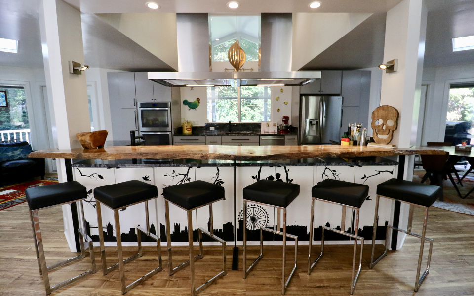 Kitchen Remodeling by B&D Bluewater Builders